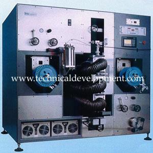 Optical Fiber Coloring Machine and Rewinder